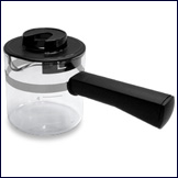 Capresso Mini-S Espresso / Cappucino Maker Replacement Carafe