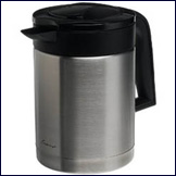 Oster Coffee Maker Leaking From Bottom : Capresso CoffeeTEAM ST600 Replacement Carafe