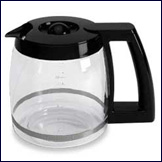 Cuisinart Coffee Maker Carafe Replacement Dcc 1200 : Cuisinart DCC-1200 Replacement Carafe