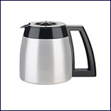 Cuisinart Coffee Maker Carafe Lid Replacement : Cuisinart DCC-1150 Replacement Carafe