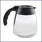 Oster Coffee Maker Clean Light On : Mr. Coffee ISTX95 Replacement Carafe